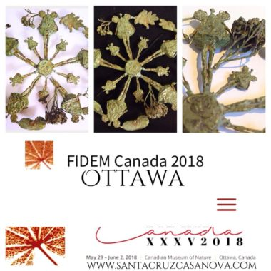 FIDEM OTTAWA-CANADÁ 2O18