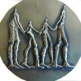 Medalla en bronce Familia
