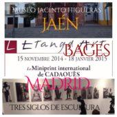 2015 FERIAS Y EXPOSICIONES 2015. BAGUES-JAÉN- MADRID