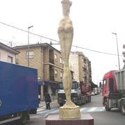 MONUMENTO VENUS. A LA MUJER TORRIJOS TOLEDO