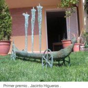 PRIMER PREMIO FRANCISCO HIGUERAS.JAÉN